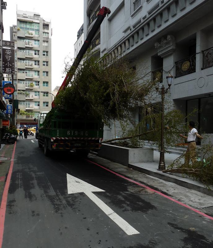 TAIWAN . Taipei De Shandao Temple jusqu à T 101 à pied... - P1160245.JPG