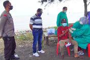 Vaksinasi di Pesisir Pantai Rowosari Siapkan 7.000 Vaksin Pfizer