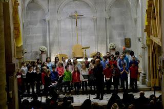 Eglise Saint-Romain - Noëls du Monde (Conservatoire)