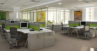 Thi công văn phòng làm việc, cải tạo, trang trí, sửa chữa văn phòng làm việc của công ty