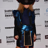 WWW.ENTSIMAGES.COM -   Tallia Storm   at    Scottish Fashion Awards  at 8 Northumberland London October 9th 2013                                                 Photo Mobis Photos/OIC 0203 174 1069
