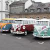 Bulliparade VW T1 Samba, Bus und Doka