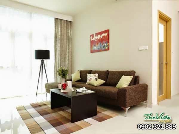 Xem căn hộ cho thuê tại The Vista | nội thất đẹp | giá thuê hợp lý