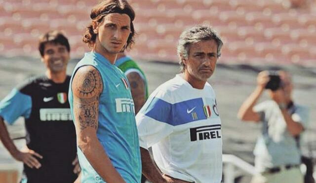 Reuni Bareng Mantan Ga Melulu Soal Pacaran, Di Sepakbola Juga seperti Ibrahimovic dengan Jose Mourinho