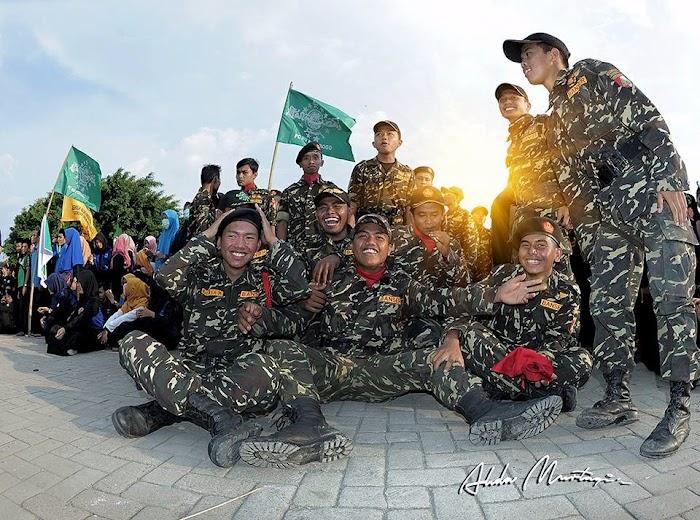 Banser: Idola TNU dan TNI