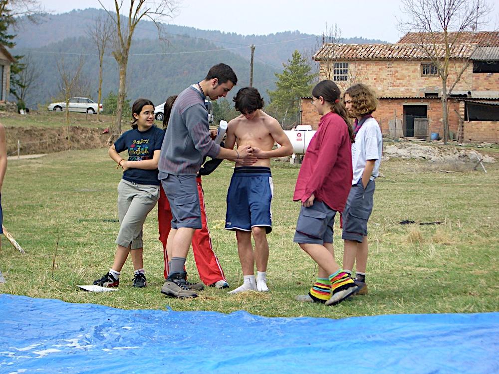 Campaments amb Lola Anglada 2005 - CIMG0236.JPG