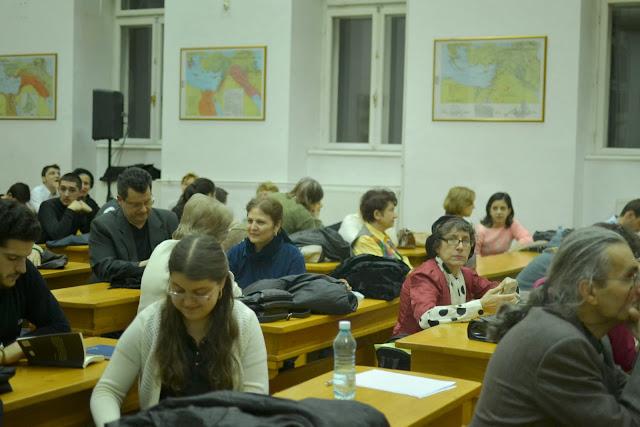 Seara cultural duhorvniceasca la FTOUB 012
