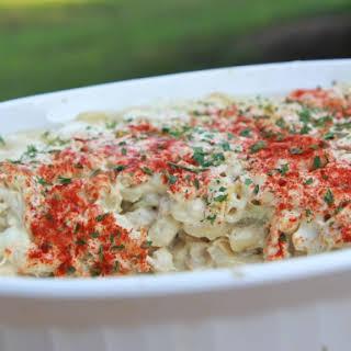Tuna Macaroni salad.