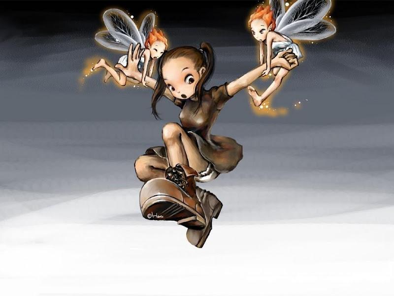 Three Little Fairies, Fairies 4