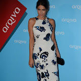 WWW.ENTSIMAGES.COM -    Lisa Snowdon at Arqiva Commercial Radio Awards at The Westminster Bridge Park Plaza Hotel London July 3rd 2013                                                  Photo Mobis Photos/OIC 0203 174 1069