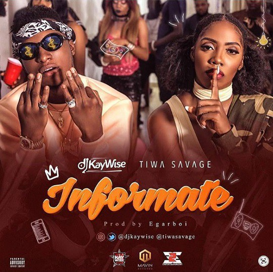 [Music] DJ Kaywise – Informate ft. Tiwa Savage