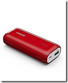 Anker Astro 5200 portable charger