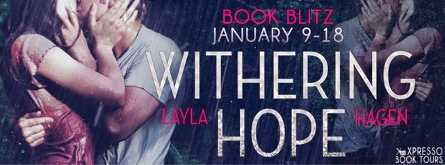 Book Blitz: Withering Hope by Layla Hagen