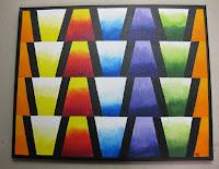 2015 Herhaling 1 (acryl op doek, 50x40 cm)
