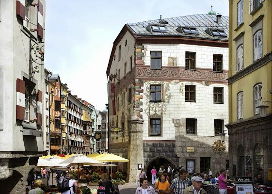 BEST WESTERN PLUS Hotel-Restaurant Goldener Adler, Herzog-Friedrich-Straße 6, 6020 Innsbruck, Austria