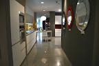 cucina DeMode  Valcucine mod Forma - specchi Kartell