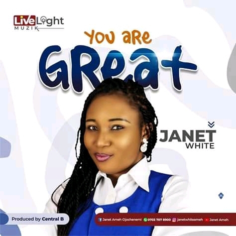 Music: Janet White - You Are Great - @iamfreshboii