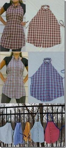 shirtapron