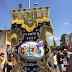 As Catraias da Vila Operária arrastam multidão no desfile de 35 anos do Bloco