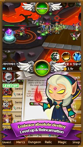 玩免費角色扮演APP|下載Infinity Mercs : Nonstop RPG app不用錢|硬是要APP