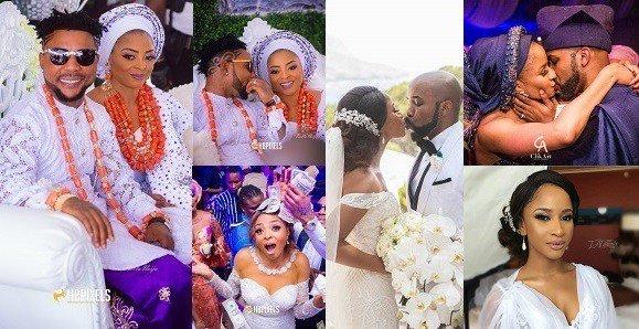 Banky W's wedding did not outshine mine – Oritsefemi