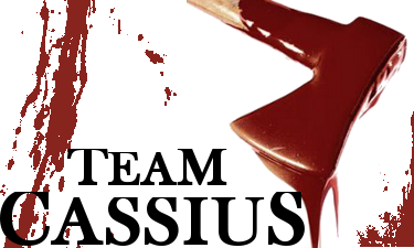 Team Cassius: The Blackbrooke Trilogy
