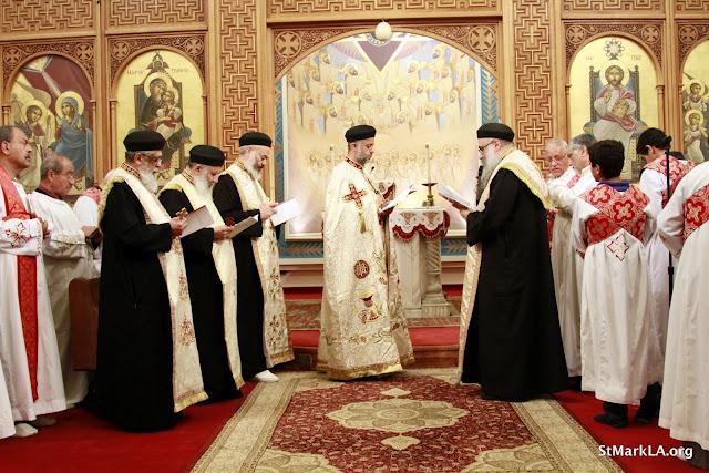 Rites of receiving Fr. Cyril Gorgy - _MG_1030.JPG