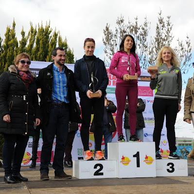 Media de Valdepeñas 2017 - Trofeos