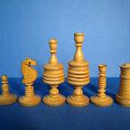Alan Dewey Chess Set