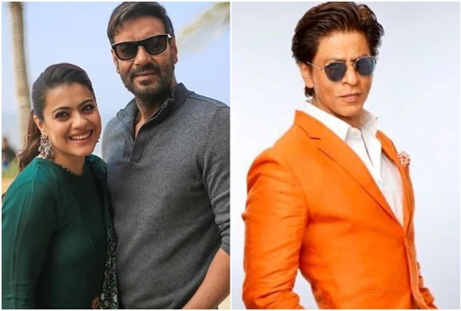 When Ajay Devgan forgot the wedding date with Kajol, Shah Rukh Khan gave a quick reply