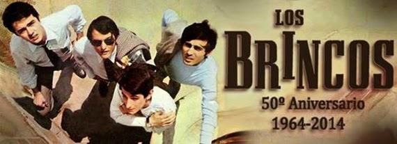 Vuelve el mítico grupo 'Los Brincos' al Teatro La Latina del 6 al 10 de mayo 2015
