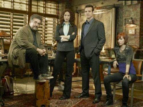 Warehouse 13 Season 5 Episode 5 Cangku Shisi