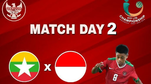 Live Streaming Indonesia U-16 vs Myanmar U-16 AFF Cup 2018 di Indosiar