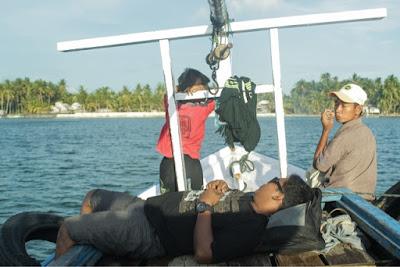 Spot snorkeling Teluk Tamiang dan Tanjung Kunyit