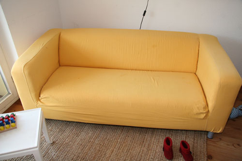 kinderbijou sofa einf rben oh du gelbes ei. Black Bedroom Furniture Sets. Home Design Ideas
