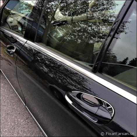 Svart-Mercedes-med-Krom