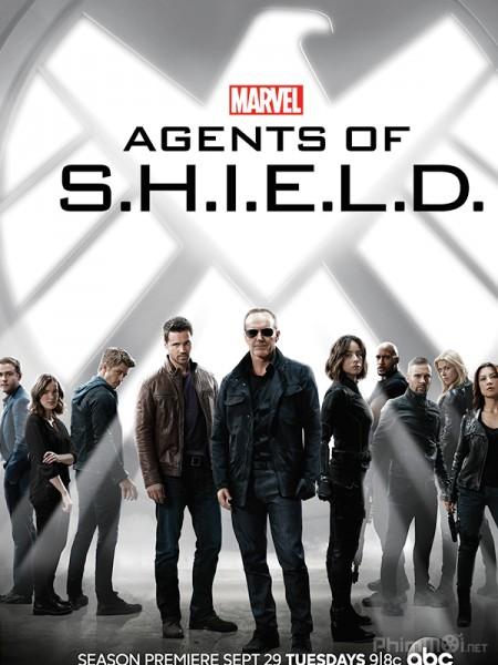 Phim Đội Đặc Nhiệm SHIELD (Phần 3) - Marvel*s Agents Of S.h.i.e.l.d (season 3) - VietSub
