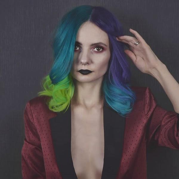 Darkrevette, Illustratrice, blogueuse mode, lifestyle & co
