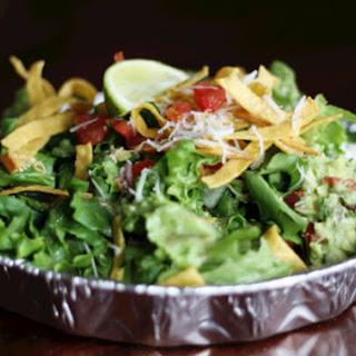 Cafe Rio's Sweet Pork Salad