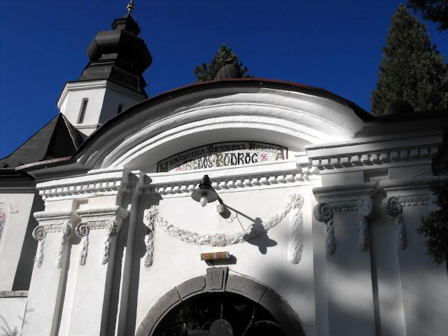 Hodos-Bodrog kolostora