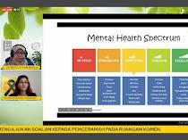 Spektrum Kesihatan Mental : Webinar MGCKL
