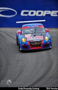 Ende/Pumpelly/Ludwig            TRG Porsche
