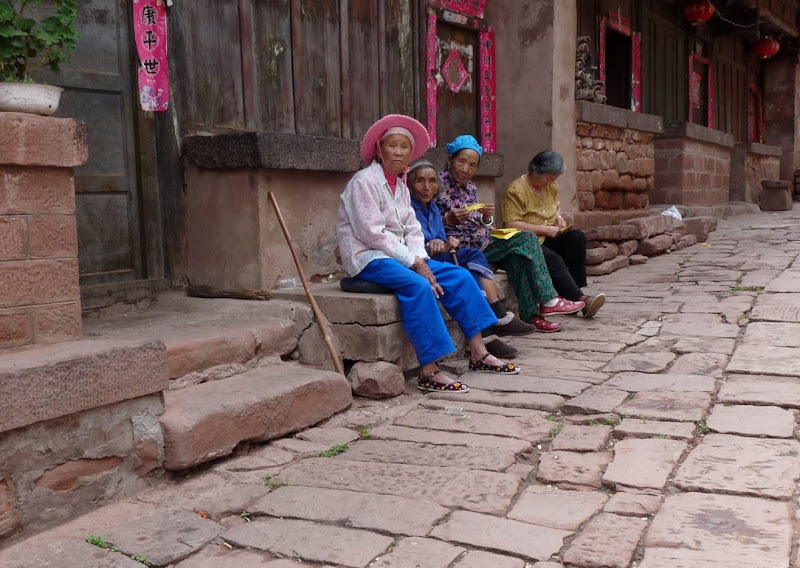 Chine . Yunnan   HEI JING  (ancienne capitale du sel) - P1260612.JPG