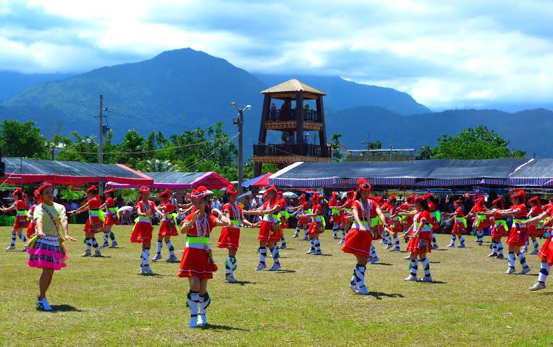 Hualien County. De Liyu lake à Guangfu, Taipinlang ( festival AMIS) Fongbin et retour J 5 - P1240594.JPG