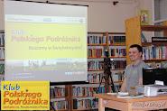Klub Polskiego Podróżnika w Bibliotece Gdańskiej WiMBP Filia nr 33