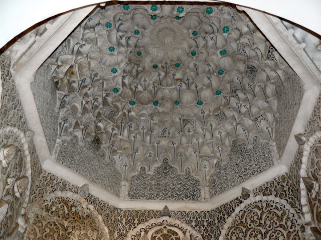 Marrakech: Medersa Ben Youssef