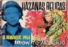 P00032 - Almanaque (1963)