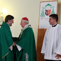 Wizytacja kan. 2010 - Msza Pontyfikalna