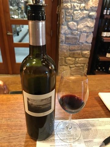 Robert Sinskey Vineyards POV 2012, Los Carneros, Napa Valley