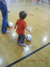 Photo: 2.5 - 3 yrs old Soccer Class at PS 69.